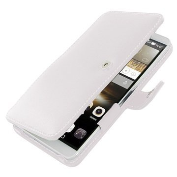 Huawei Ascend Mate7 PDair Leather Case 3WHWM7BX1 Valkoinen