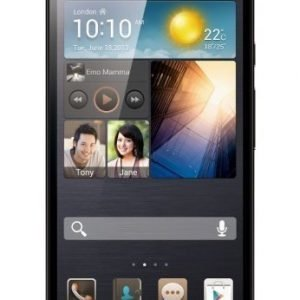Huawei Ascend P6 Edge Black