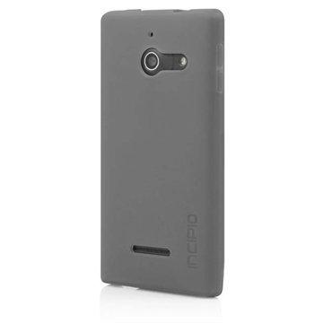Huawei Ascend W1 Incipio NGP Matte Kotelo Transulent Mercury