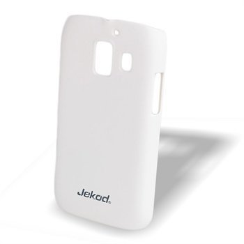 Huawei Ascend Y200 Jekod Super Cool Case White