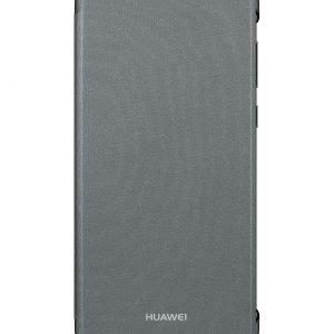 Huawei Flip Cover Smart P Musta Suojakotelo
