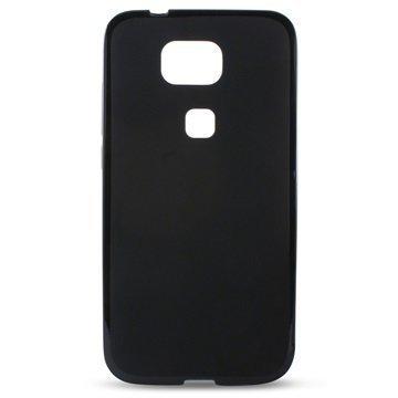 Huawei G8 Ksix Flex TPU-Kotelo Musta