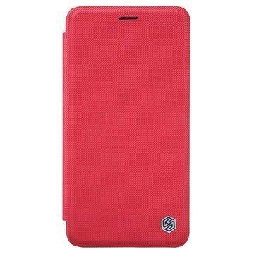 Huawei Honor 4X Nillkin Ming Series Läppäkotelo Punainen
