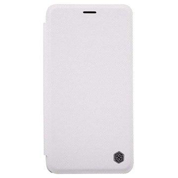 Huawei Honor 4X Nillkin Ming Series Läppäkotelo Valkoinen