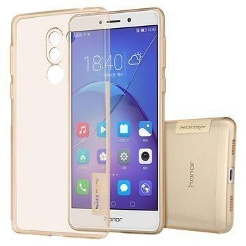 Huawei Honor 6x (2016) Nillkin Nature Suojakuori Ruskea