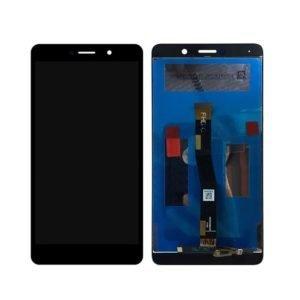 Huawei Honor 6x Näyttö Valkoinen