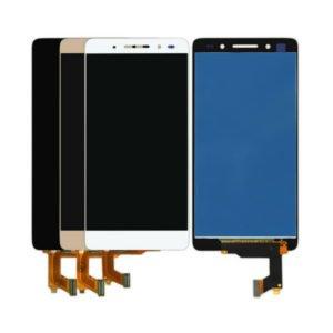 Huawei Honor 7 / 7 Premium Näyttö Kulta