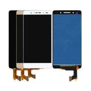 Huawei Honor 7 / 7 Premium Näyttö Valkoinen