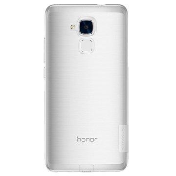 Huawei Honor 7 Lite Honor 5c Nillkin Nature TPU Suojakuori Läpinäkyvä