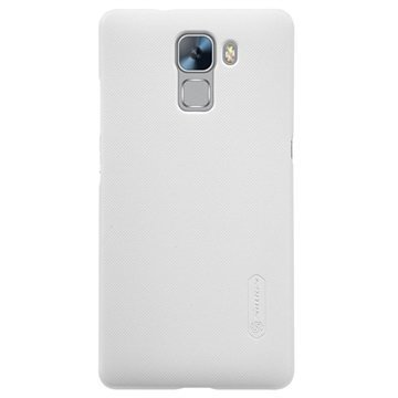 Huawei Honor 7 Nillkin Super Frosted Suojakotelo Valkoinen