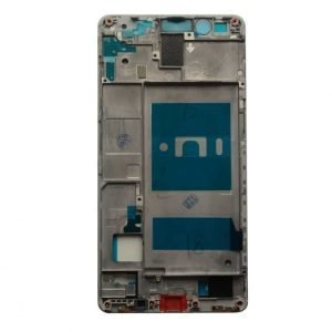 Huawei Honor 7 etupaneelin runko / kehys Musta