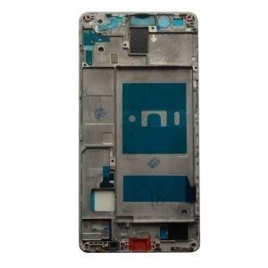 Huawei Honor 7 etupaneelin runko / kehys Valkoinen