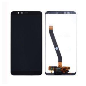Huawei Honor 7a Näyttö Musta