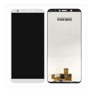 Huawei Honor 7c Näyttö Valkoinen