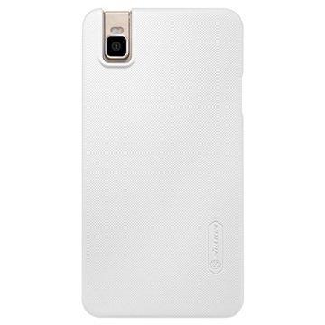 Huawei Honor 7i Nillkin Super Frosted Suojakotelo Valkoinen