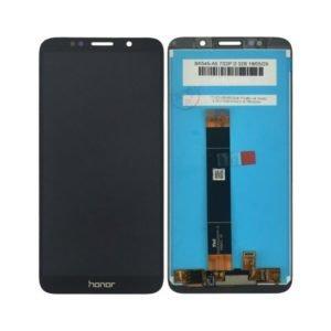 Huawei Honor 7s Näyttö Musta