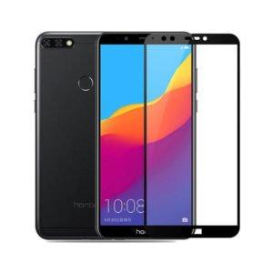 Huawei Honor 7s Panssarilasi 2.5d Full Cover Musta