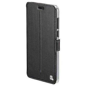 Huawei Honor 8 4smarts Supremo Book Läppäkotelo Musta