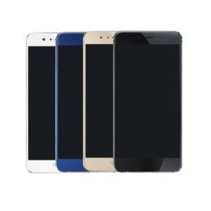 Huawei Honor 8 Näyttö Musta