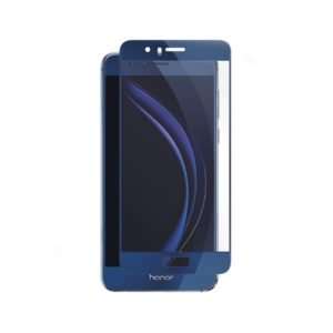 Huawei Honor 8 Panssarilasi 2.5d Full Cover Sininen