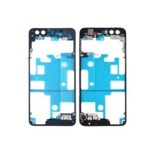 Huawei Honor 8 Rungon Muovikehys Valkoinen