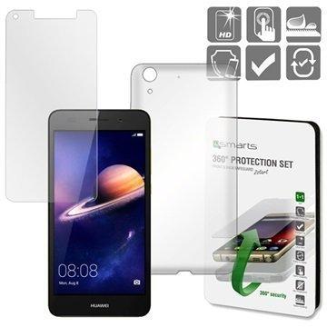 Huawei Honor Holly 3 Honor 5A 4smarts 360 Suojaussetti Läpinäkyvä