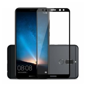 Huawei Mate 10 Lite Panssarilasi 2.5d Full Cover Musta