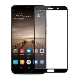 Huawei Mate 10 Panssarilasi 2.5d Full Cover Musta