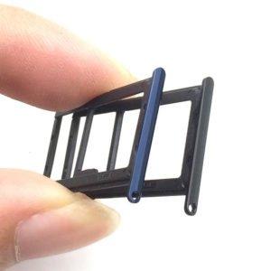 Huawei Mate 20 Lite Sim Kelkka Musta