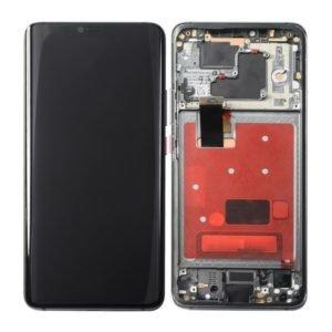 Huawei Mate 20 Pro Näyttö Musta