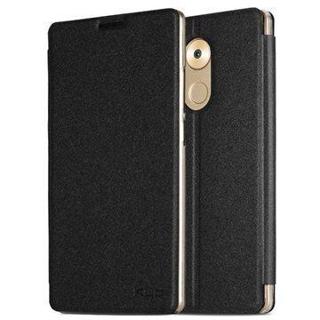 Huawei Mate 8 Kalaideng L Series Läppäkotelo Musta