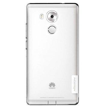 Huawei Mate 8 Nillkin Nature TPU Suojakuori Valkoinen