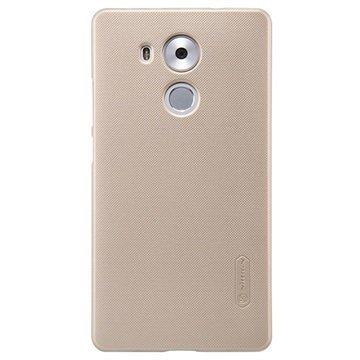 Huawei Mate 8 Nillkin Super Frosted Shield Suojakuori Kulta