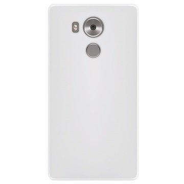 Huawei Mate 8 Puro 0.3 Ultra Slim Silikonikotelo Läpinäkyvä