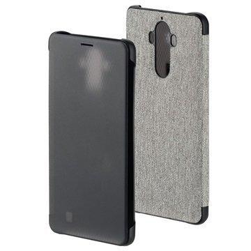Huawei Mate 9 4Smarts Chelsea Smart Kotelo Harmaa