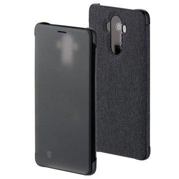 Huawei Mate 9 4Smarts Chelsea Smart Kotelo Musta