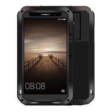 Huawei Mate 9 Love Mei Powerful Case Black