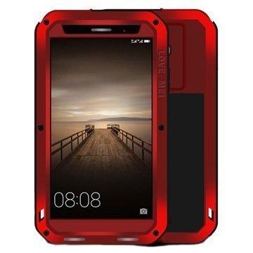 Huawei Mate 9 Love Mei Powerful Case Red