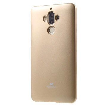 Huawei Mate 9 Mercury Goospery TPU Case Gold