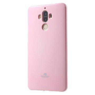 Huawei Mate 9 Mercury Goospery TPU Case Pink