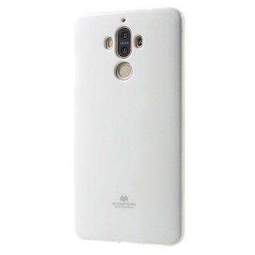 Huawei Mate 9 Mercury Goospery TPU Case White