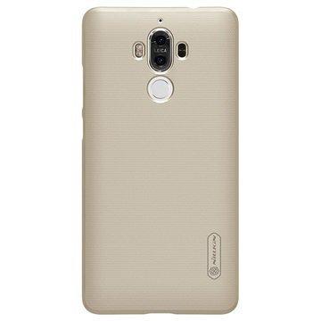 Huawei Mate 9 Nillkin Super Frosted Shield Kotelo Kulta