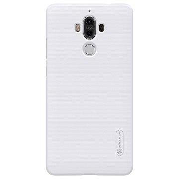 Huawei Mate 9 Nillkin Super Frosted Shield Kotelo Valkoinen