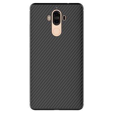 """Huawei Mate 9 Nillkin Synthetic Fiber Suojakuori â"""" Musta"""