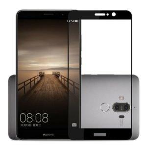 Huawei Mate 9 Panssarilasi 2.5d Full Cover Kulta