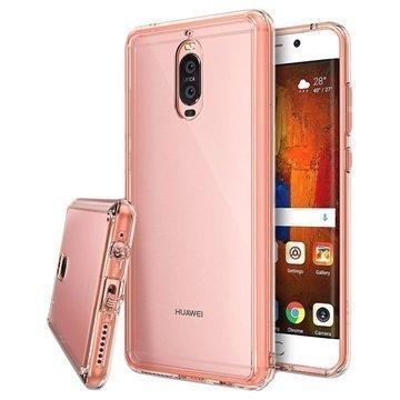 Huawei Mate 9 Pro Ringke Fusion Case Rose Gold