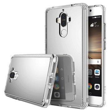 Huawei Mate 9 Ringke Mirror Case Silver