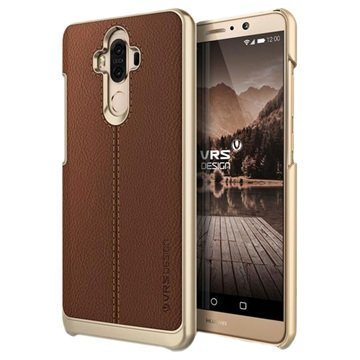 Huawei Mate 9 VRS Design Simpli Mod Case Brown