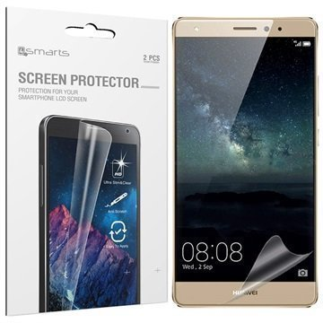 Huawei Mate S 4smarts Näytönsuoja Kirkas