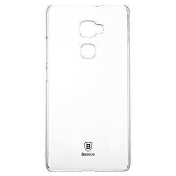 Huawei Mate S Baseus Sky Series Kova Kotelo Läpinäkyvä
